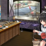 ご飯と秋刀魚