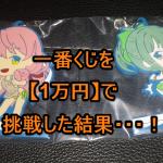 一番くじに1万円で挑戦した結果