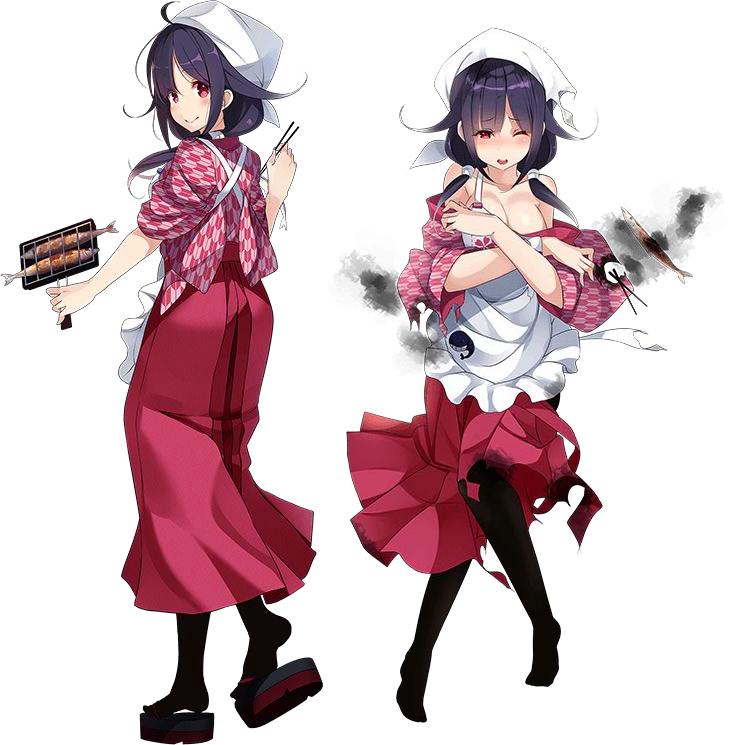 龍鳳 秋刀魚mode