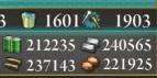 46砲開発で綺麗になった資源