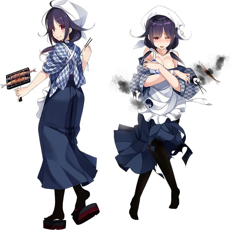 大鯨 秋刀魚mode