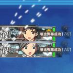 【艦これ】5-2の空襲マスでやるレベリング