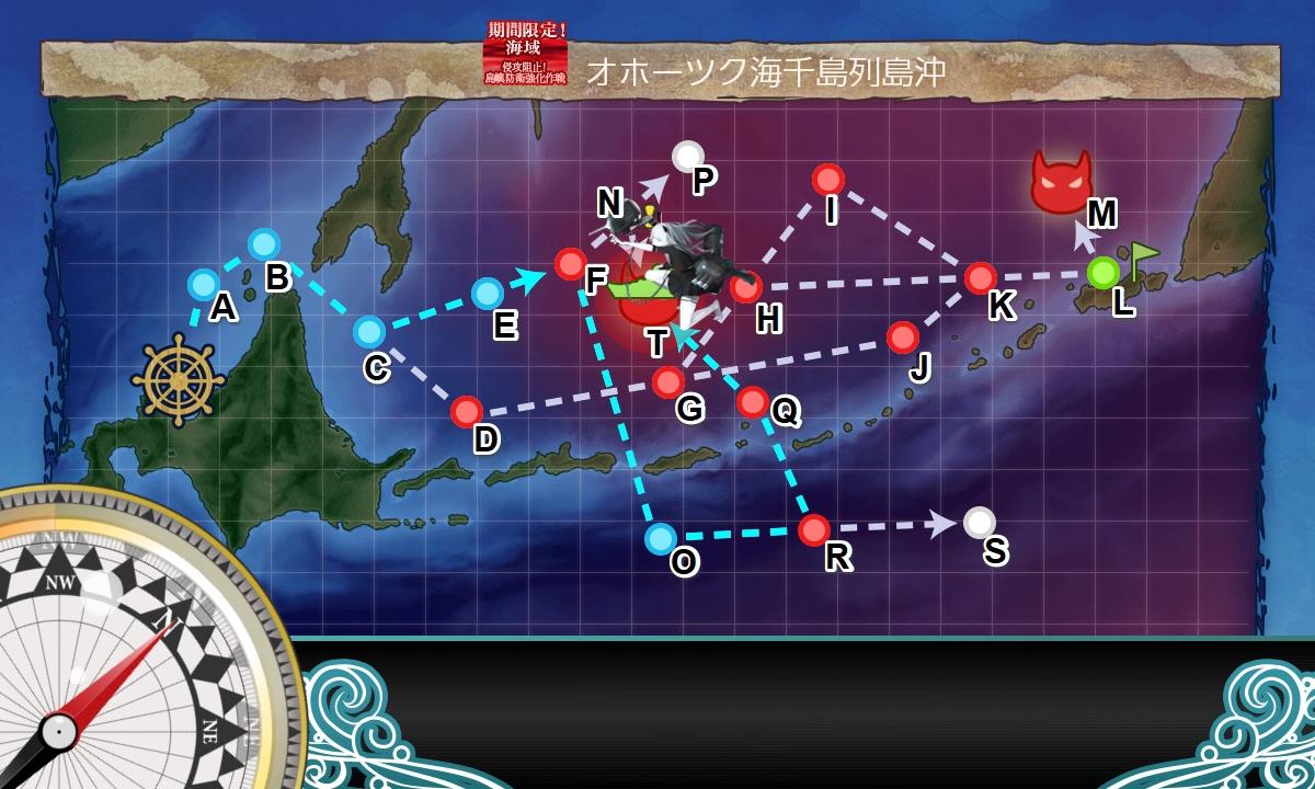 【艦これ】海域別レアドロップまとめ 2020梅雨イベント