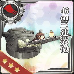 迫る欧州作戦、捗らない46cm砲開発
